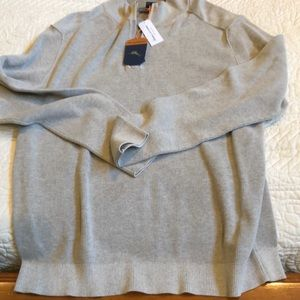 Tommy Bahama men's cotton sweater